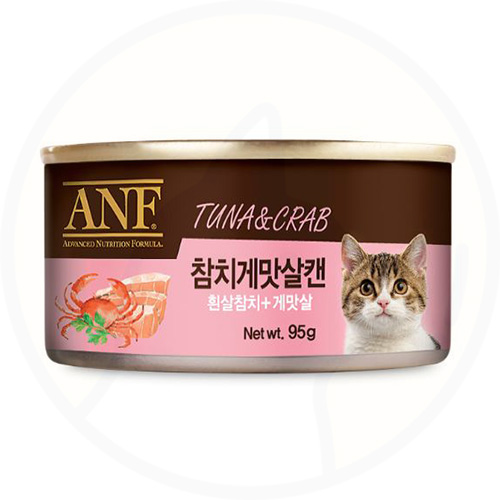 ANF 참치게맛살캔 95g / 분홍